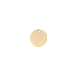 Premium Disc - XXSML (10mm) GOLD