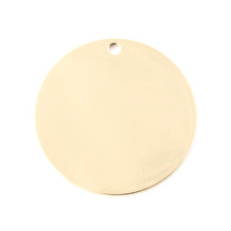 Standard Disc - LRG (30mm) GOLD