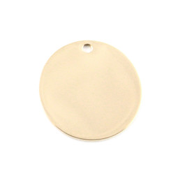 Standard Disc - MED (25mm) GOLD