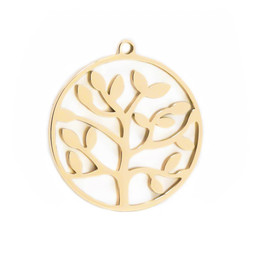 316-MMCTG Create Combine Change Charm Tree GOLD