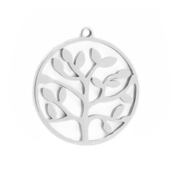 316-MMCTS Create Combine Change Charm Tree SILVER