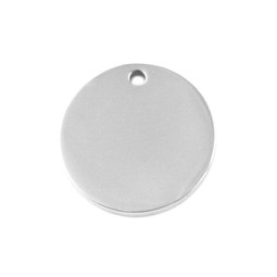 Premium Disc - MED (25mm) SILVER