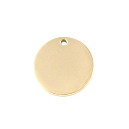 Premium Disc - SML (20mm) GOLD