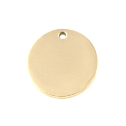Premium Disc - MED (25mm) GOLD