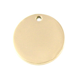 Premium Disc - LRG (30mm) GOLD