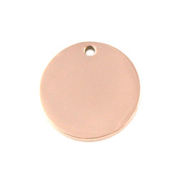 Premium Disc - MED (25mm) ROSE