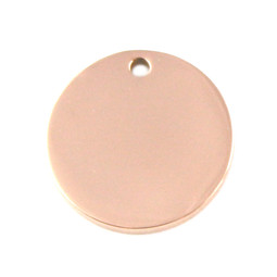 Premium Disc - LRG (30mm) ROSE