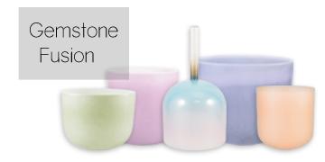 Gemstone Alchemy Crystal Singing Bowls