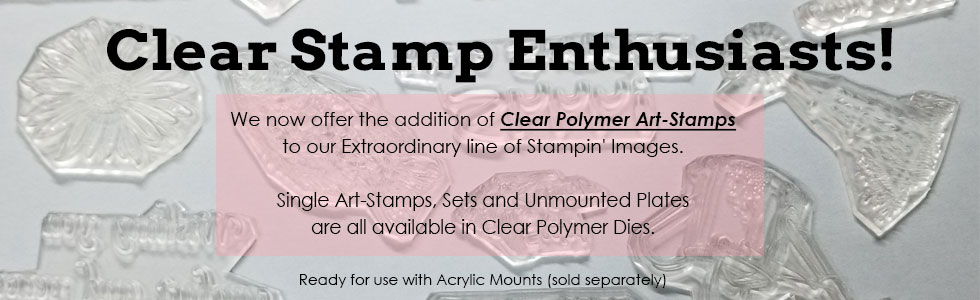 Clear Stamps!