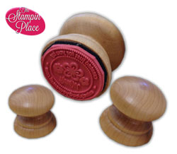 Rubber Stamp/Knob Mount