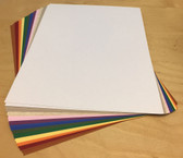 24 Pack - Full Sheets of Cardstock