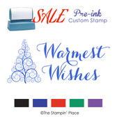 SPECIAL: Pre-Ink: Warmest Wishes