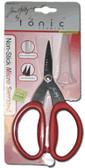 Tim Holtz Non-Stick Serrated Scissors by Tonic