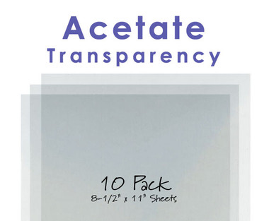 Acetate (Transparency)