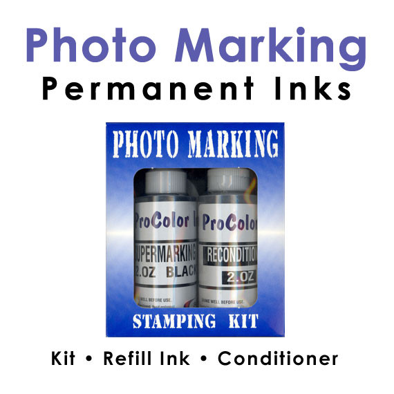 Photo Marking Ink Stamp Pads Specialty Inks Custom Stamps