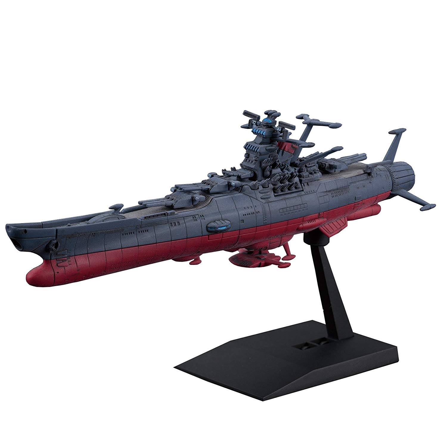 "BANDAI MODEL KITS 221062 U.N.C.F. SPACE BATTLESHIP YAMATO 2202 ""SPACE BATTLESHIP YAMATO 2202"" BANDAI MECHA COLLECTION BAN221062"
