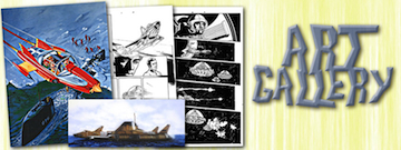 Fabgearusa thunderbirds Ron gross lost in space fireball xl5