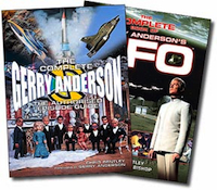 Gerry anderson Books
