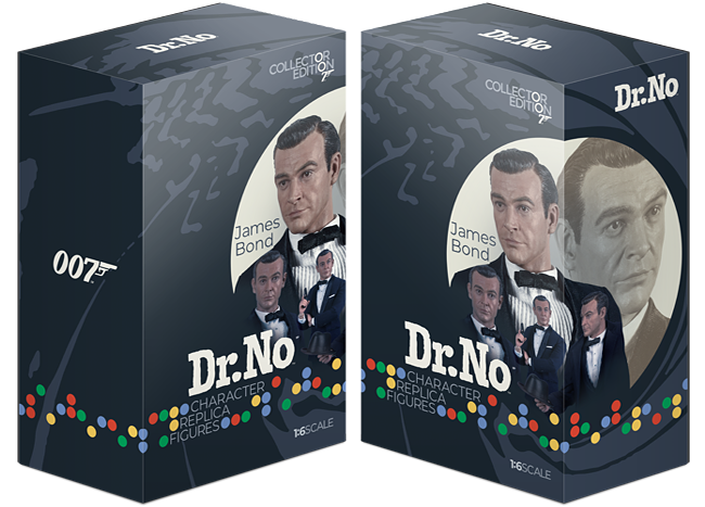 James Bond dr no action figure big chief studios