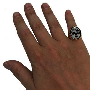 James Bond 007 Spector ring