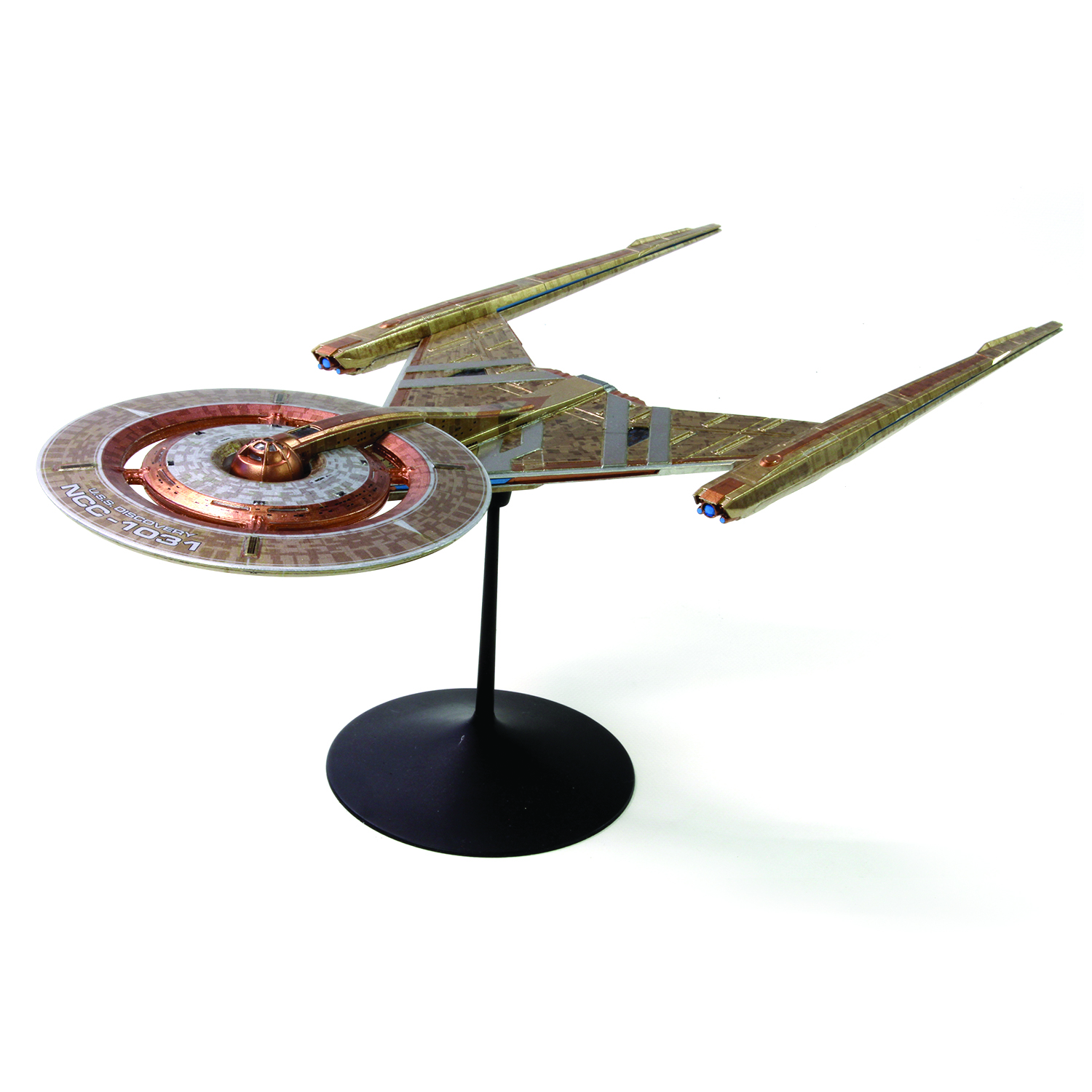 Star Trek USS Discovery NCC-1031 Model Kit POL961