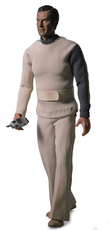 Space 1999 commander John koenig series 1 action figure Big Chief Studios