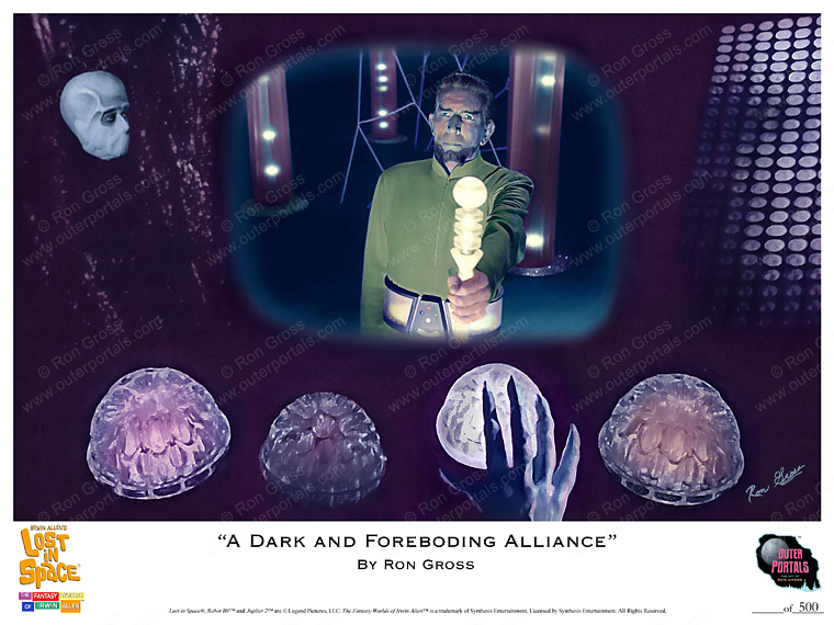 Lost in Space A Dark and Foreboding Alliance Ron gross