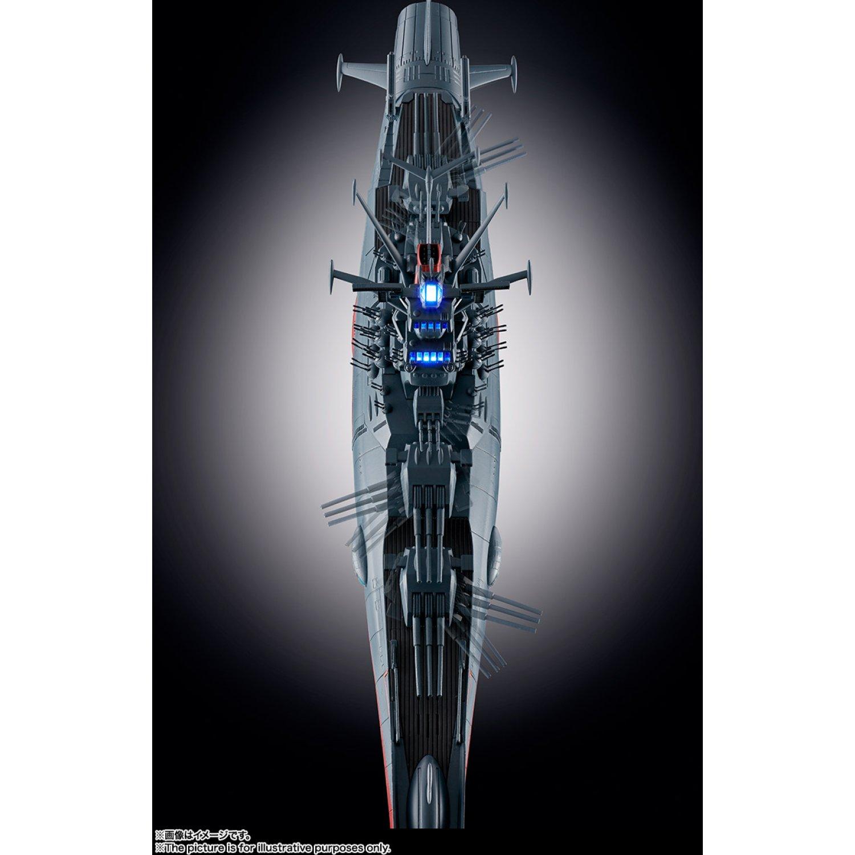 Soul of Chogokin GX-86 Star Blazers Space Battleship Yamato 2202: Yamato