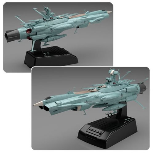Space Battleship Yamato Andromeda Movie 1:1000 Model Kit