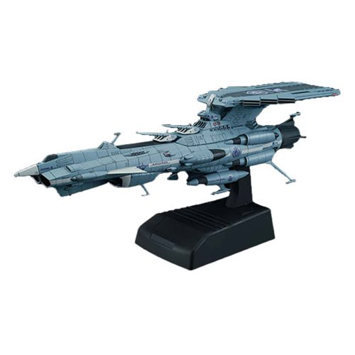 Star Blazers 2202 U.N.C.F. Andromeda Class DX Star Blazers 1:1000 Scale Model Kit