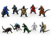 GODZILLA MINI FIGURE COLLECTION