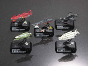 Star Blazers Fleet Collection