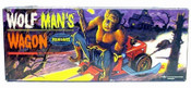 WOLF MAN'S WAGON classic model kit polar lights