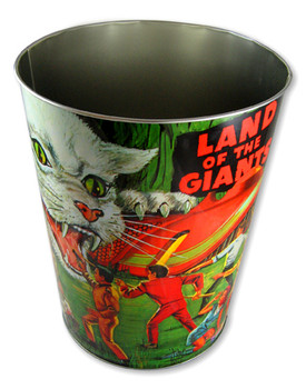 Land of the Giants Wastebasket