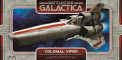 Battlestar Galactica Classic Viper 1/32 Finished Display Piece