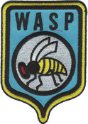 Stingray WASP Patch