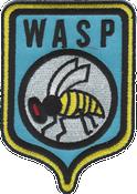 Stingray WASP Patch