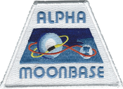 Space 1999 Moonbase Alpha Patch