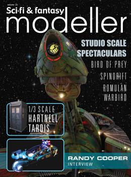 Sci-Fi & Fantasy Modeller Vol 35