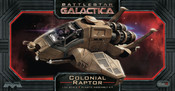 Battlestar Galactica - 1/32 Scale Raptor Model Kit