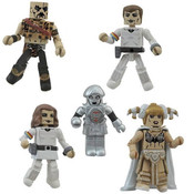 Buck Rogers Minimates Box Set