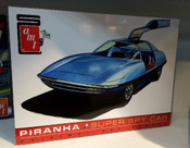 Man from U.N.C.L.E. Piranha Spy Car