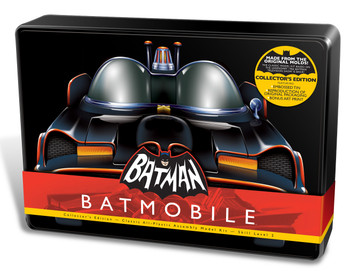 Classic Batmobile Collector's Edition Tin (POL822)