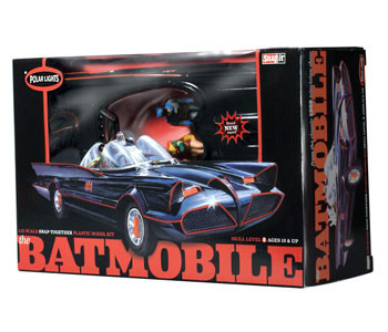 Batman - 1966 Batmobile Snap Kit (POL824)