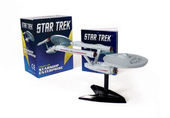 Star Trek - Light-Up Starship Enterprise (9780762449897 )