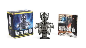 Doctor Who: Cyberman Bust and Illustrated Book (9780762450862)