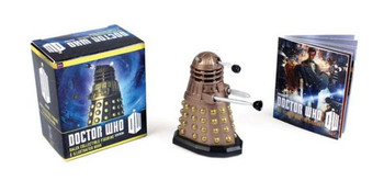 Doctor Who: Dalek Collectible Figurine and Illustrated Book (9780762449316)
