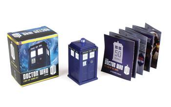 Doctor Who: Light-Up Tardis Kit (9780762449309)