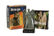 Doctor Who: Light-Up Weeping Angel and Illustrated Book