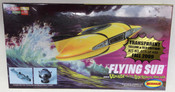 Voyage to the Bottom of the Sea - Mini Flying Sub Model Kit - Transparent